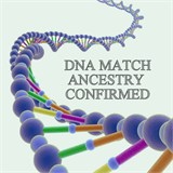 DNA Match Ancestry Confirmed