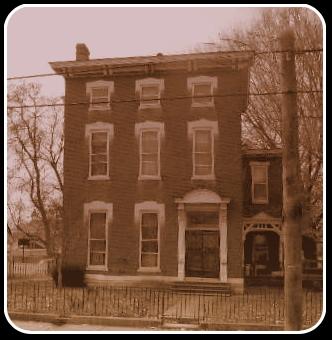 The house on Portland Avenue